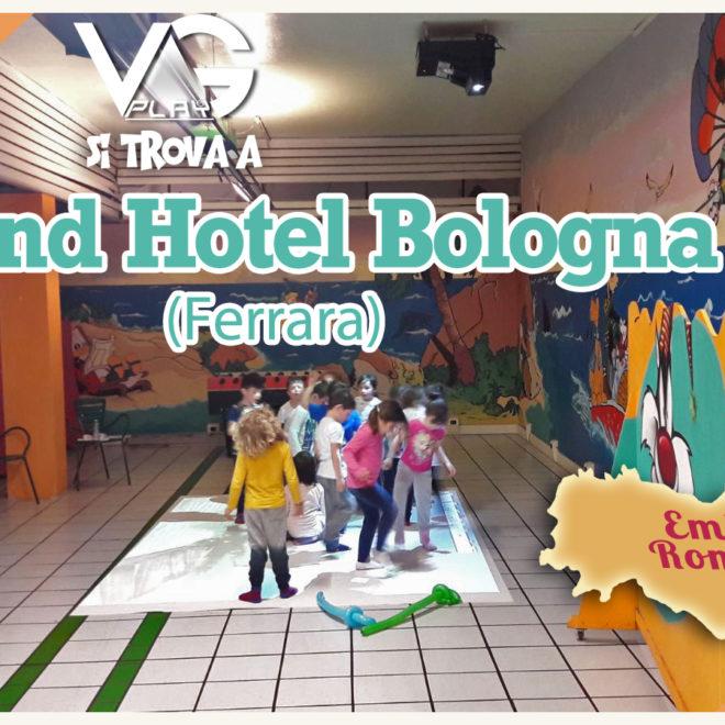 grand hotel bologna Ferrara